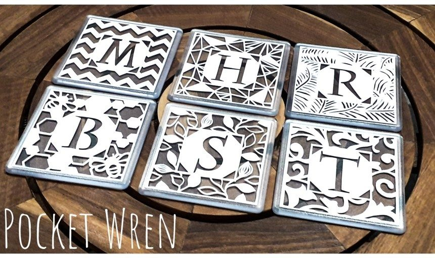 Papercut Coasters (AM)