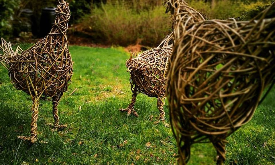 Willow Bird Sculpture Course