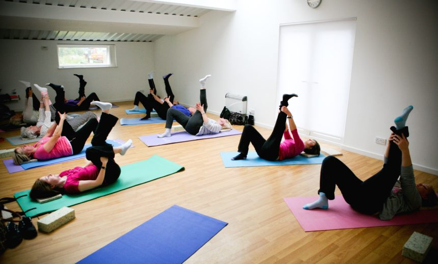 Pilates – Wednesdays (6pm-7pm)