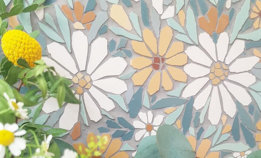 Full Day Mosaic Workshop with Briony Machin
