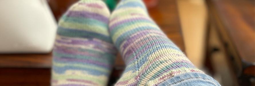 Knitting 101 – Socks