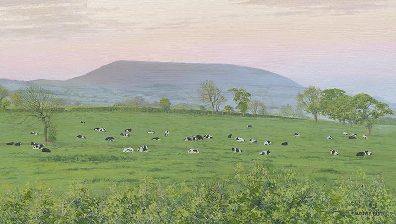 Alistair Butt Landscape Exhibition